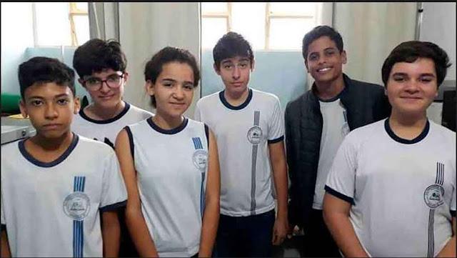 Campeões de matemática ainda precisam de R$ 10 mil para chegar a Taiwan