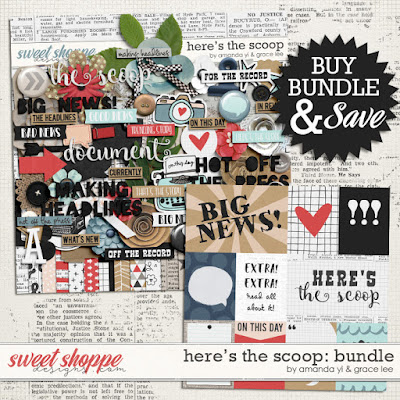 Here's the Scoop: Bundle