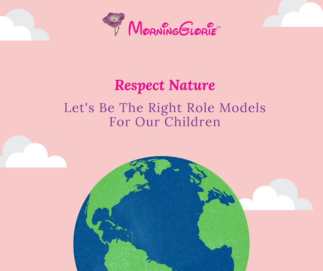 let us respect nature