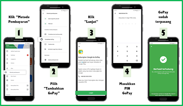 gopay di google play