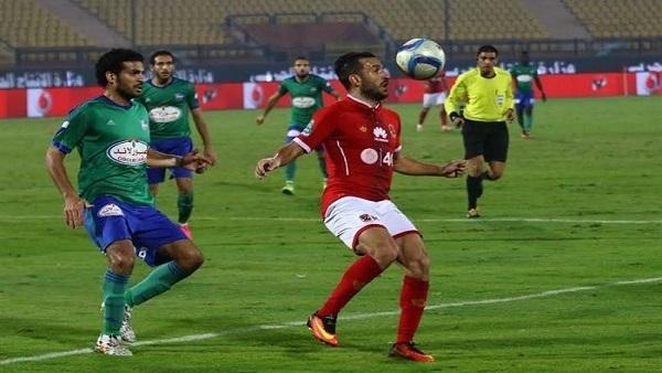 مشاهدة مباراة الأهلي ومصر المقاصة بث مباشر اليوم 19-09-2020 بالدوري المصري