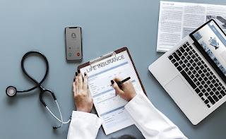 التطبيقات الطبية