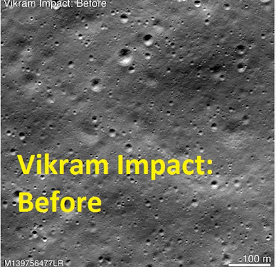 Vikram Impact : Before