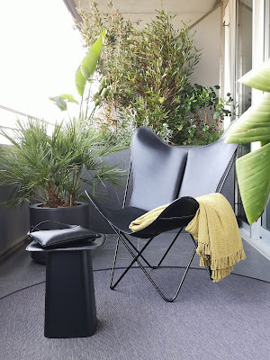 Apartamento con terraza con vistas de Barcelona