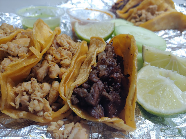 Street Tacos in California, USA