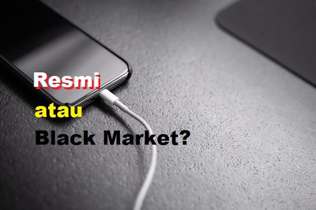 Tips Cara Cek HP Smartphone Resmi atau BM (Black Market) tomsheru.com