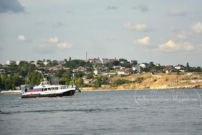 черное море крым, севастополь корабль