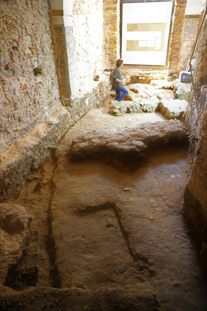 Traces of Roman temple found in Lisbon