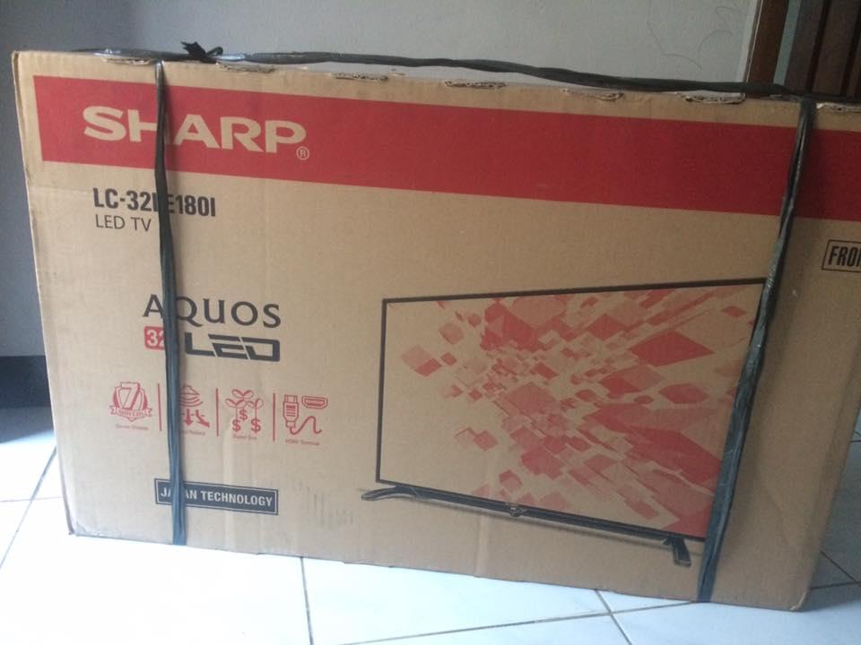 TV Sharp LED 32 inchi Murah Purwokerto