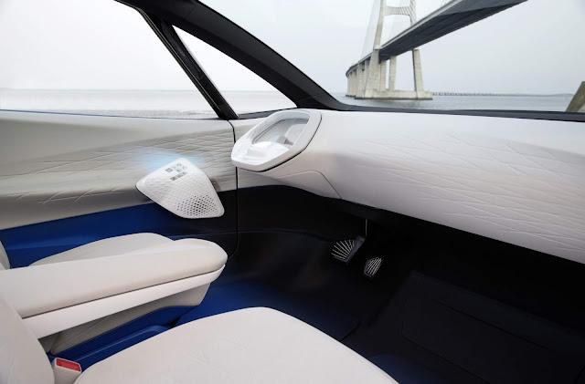 Volkswagen I.D. Hatchback - interior