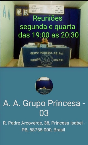 A.A. GRUPO PRINCESA ISABEL, PB