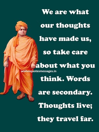 swami vivekananda quotes about thinking