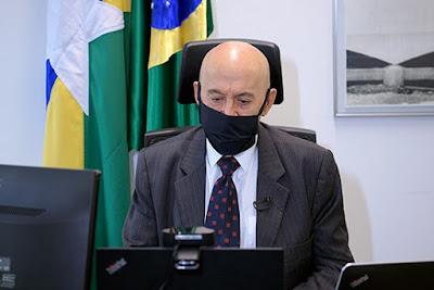 Senador Confúcio Moura. Café com Jornalista
