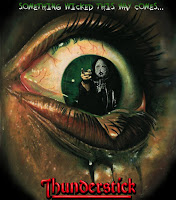 "Το τραγούδι των Thunderstick ""Thunder Thunder"" από το album ""Something Wicked This Way Comes"""