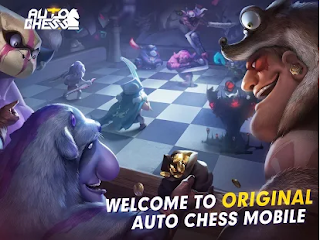 Download Auto Chess Mobile Apk + Data
