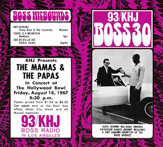 KHJ Boss 30 No. 108 - Johnny Williams