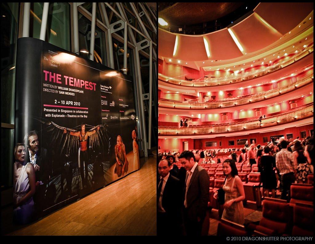 esplanade theatre singapore - photo #16