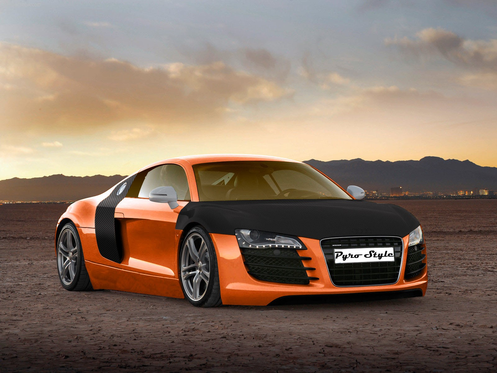 Hdcar Wallpapers Audi R8 Wallpaper