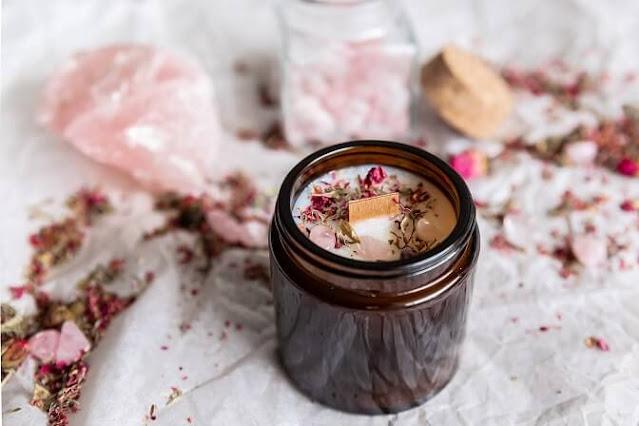 wosk sojowy do świec