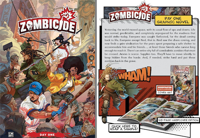 Zombicide: Day One