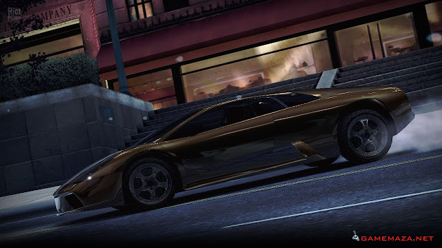 NFS Carbon Gameplay Screenshot 3