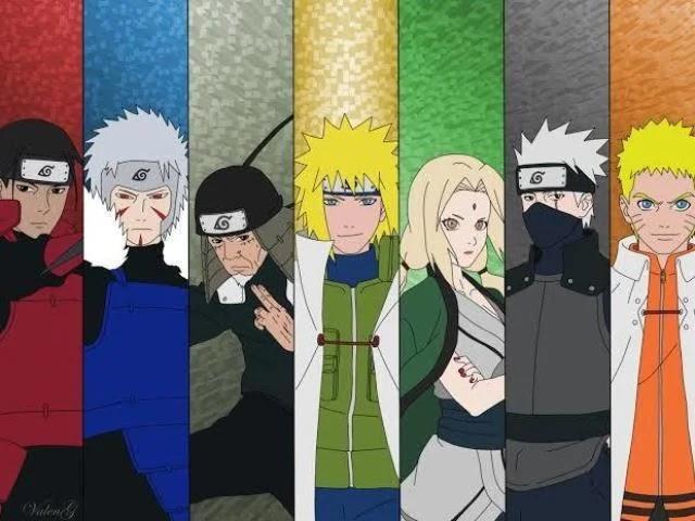 QUIZ: Veja Qual Hokage do Anime Naruto você Seria?