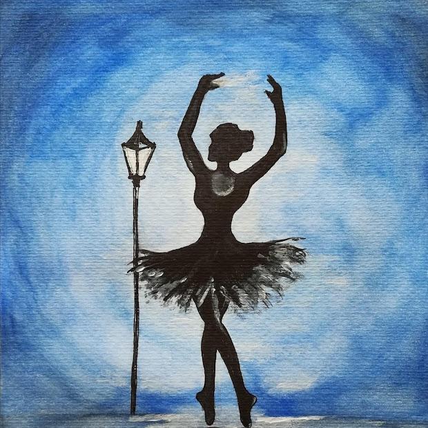 Galeria prac- Farba akwarelowa