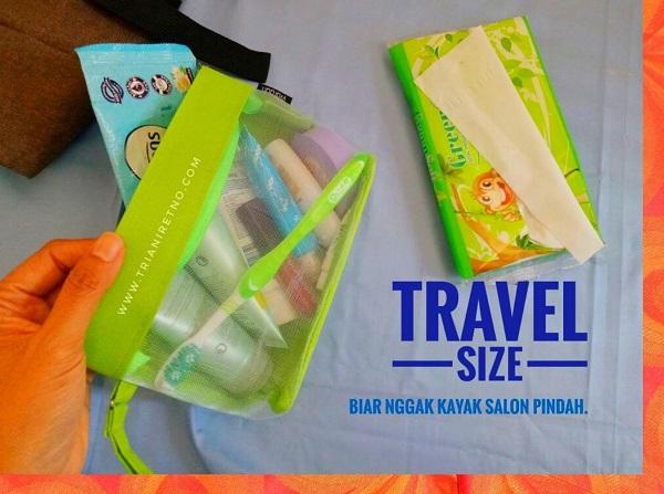 barang yang harus dibawa saat traveling