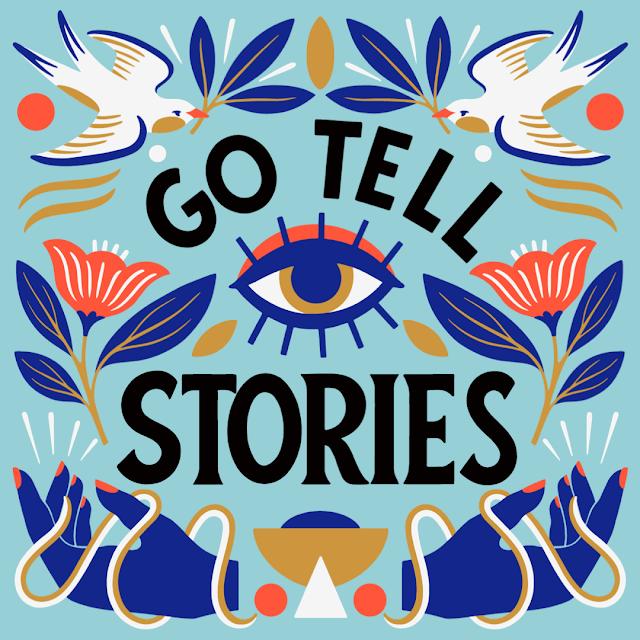 go tell stories artwork