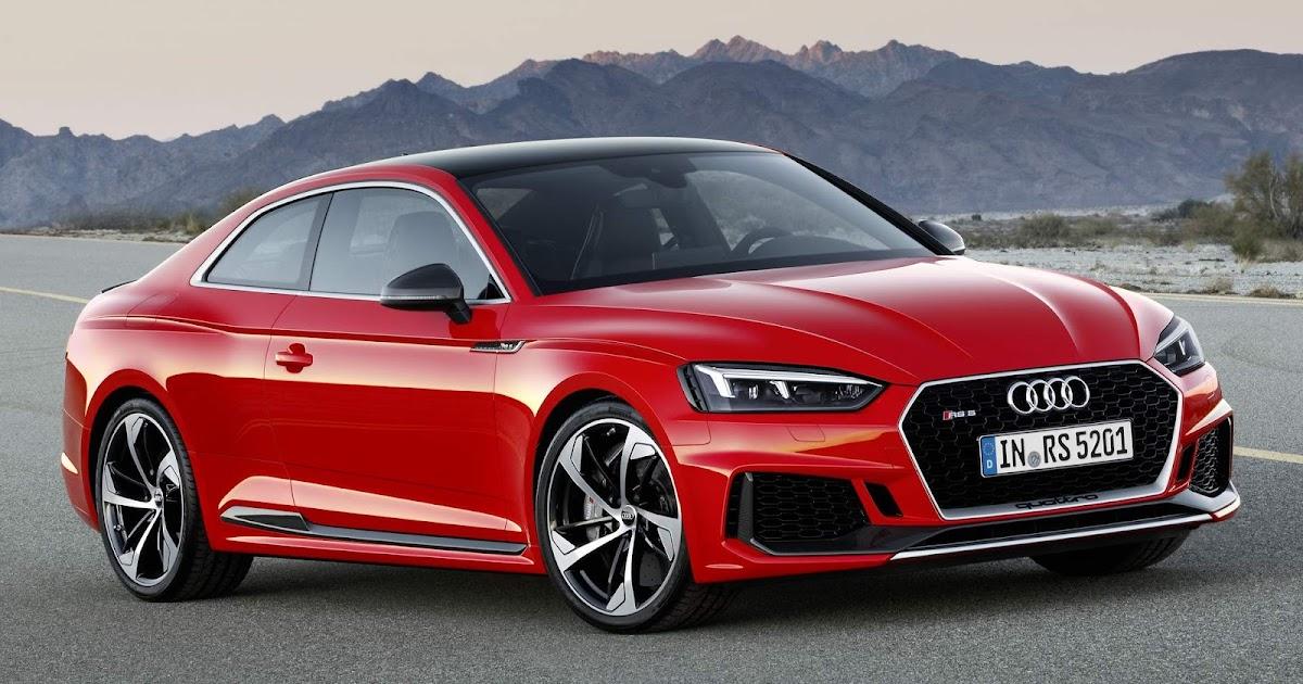 Audi RS5: motor V6 Porsche e câmbio conversor de torque