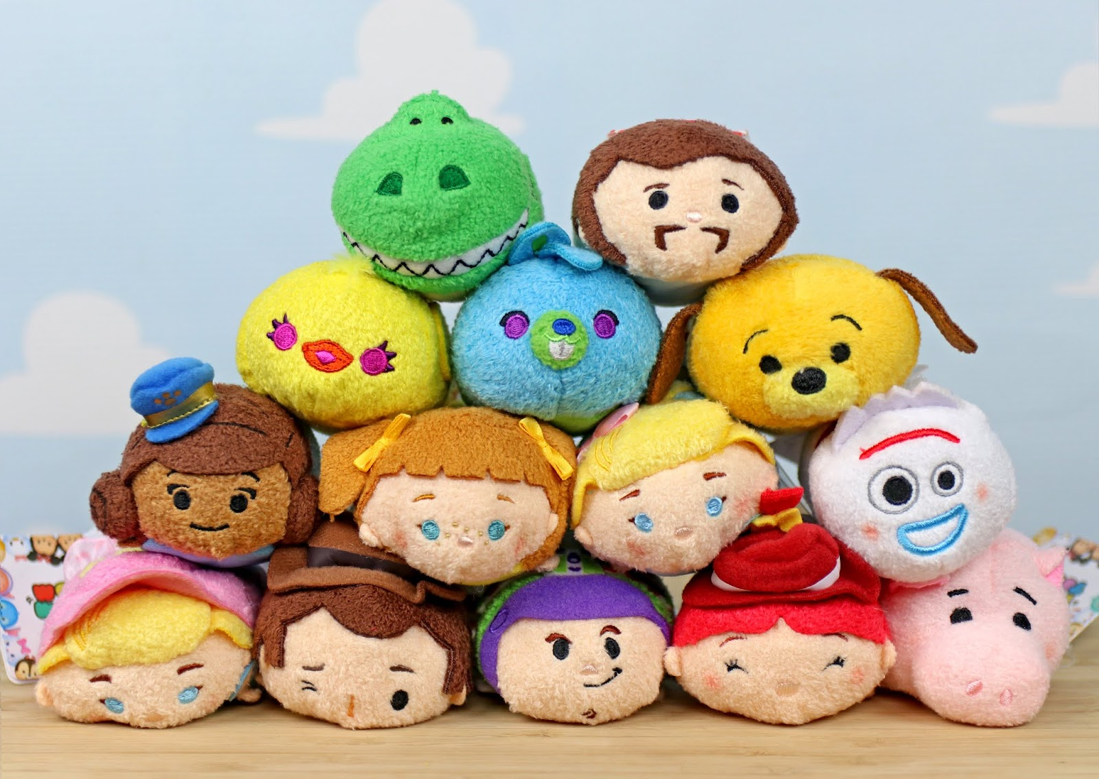 toy story 4 tsum tsums complete