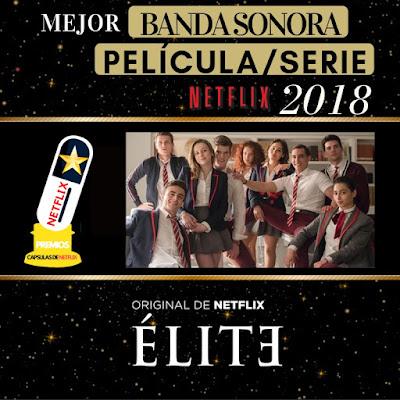mejor soundtrack netflix 2018