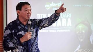 Ahok Buka Aib Pertamina: Komisaris pun Rata-rata Titipan Menteri