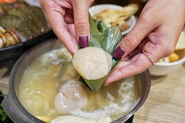 台南北區美食【富士匠鍋物】餐點介紹-超級海鮮拼盤