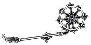 gambar senjata cakra
