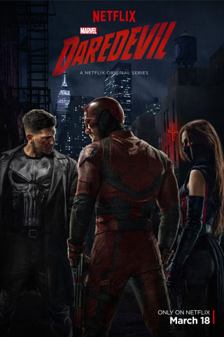 SÉRIE DEMOLIDOR (DAREDEVIL) – TODAS AS TEMPORADAS