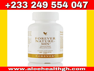 Forever Nature Min (forever-living-products) is an advanced multi-mineral formula sourced from sea bed, it contains vital nutrients such as Chromium and selenium for maximum absorption in the body