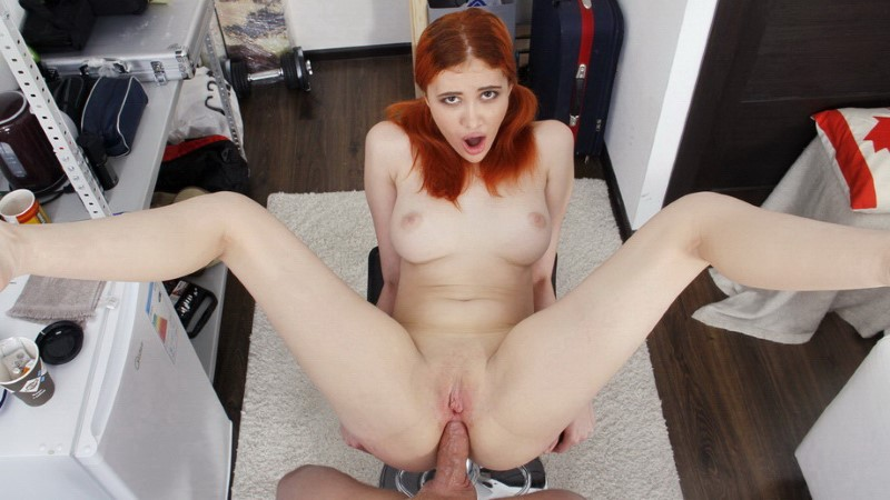 First Anal Quest – RUSSIAN REDHEAD GISHA FORZA IS ADDICTED TO ANAL – Gisha Forza