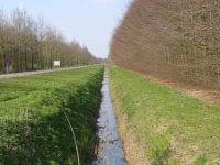 A well maintained ditch