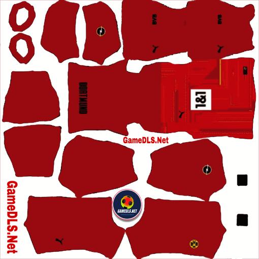 Borussia Dortmund Kit DLS 2022