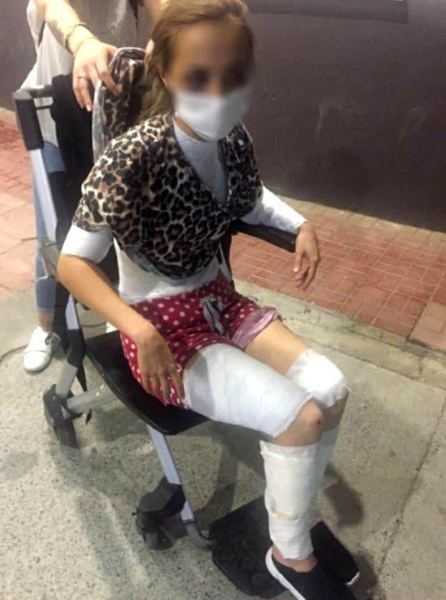 GECE BOYU İŞKENCE ETMİŞ!