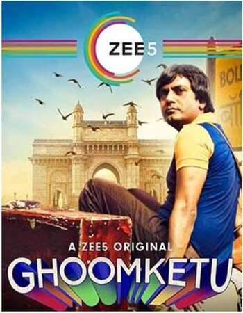 Ghoomketu 2020 Hindi 720p WEBRip