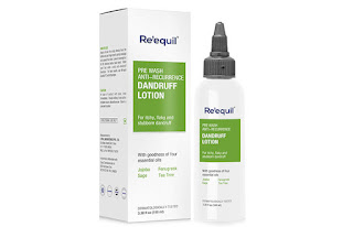 Re'equil hairspray,Anti dandruff Shampoo