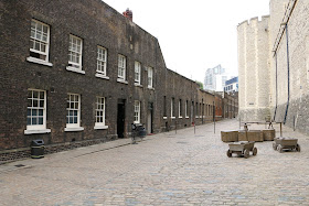 Mint Street, The Tower of London