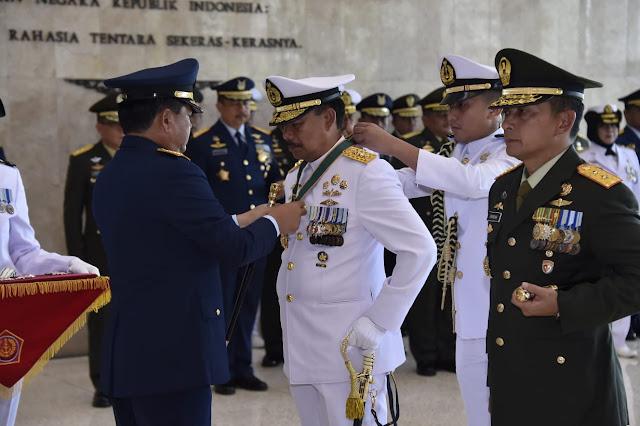 Inilah Daftar Lengkap 91 Pati TNI Yang Terima Tanda Kehormatan