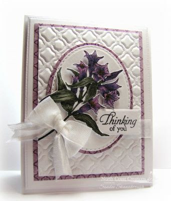North Coast Creations, Floral Sentiments 8