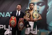 Perang Urat Saraf Masih Hantui Kubu Tyson Fury Dengan Anthony Joshua