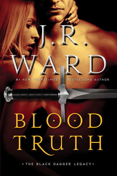 Book Review: Blood Truth (Black Dagger Legacy #4) by J. R. Ward