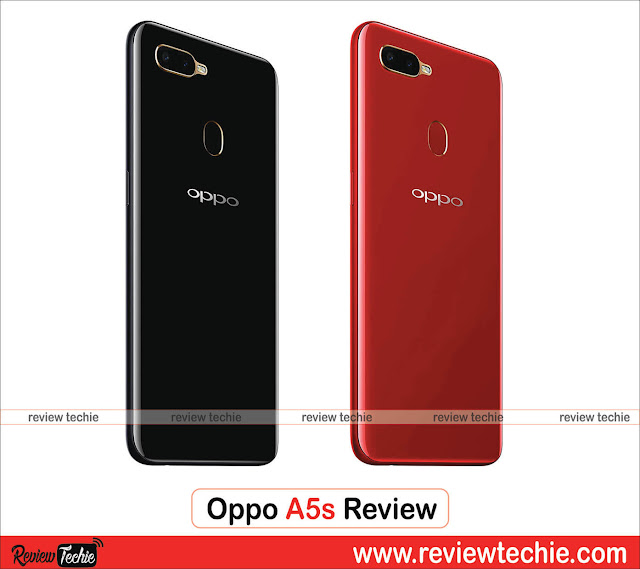 Oppo A5s Review