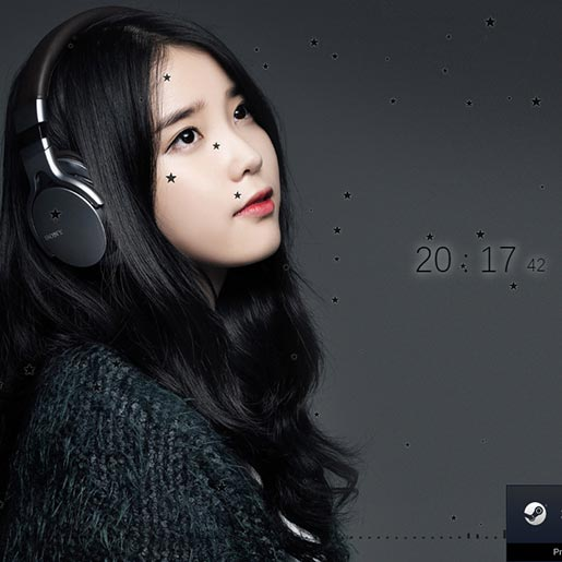 IU Wallpaper Engine